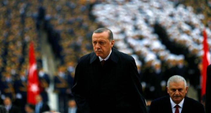 رجب طيّب أردوغان