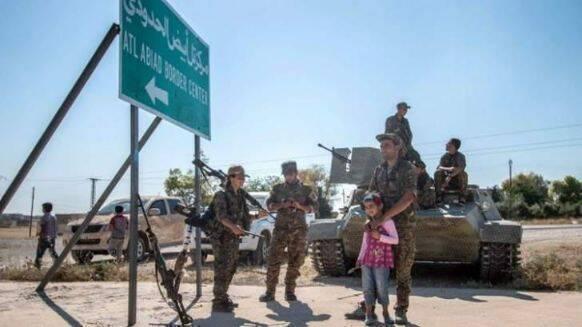 قوات سوريا الديمقراطية تصد هجوما لداعش على قرية في ريف الرقة