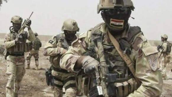 القوات العراقية تعلن تحرير الجزء الشمالي لحي 17 تموز بأيمن الموصل