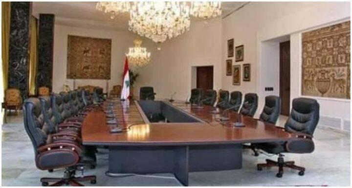 طاولة الحوار اللبناني