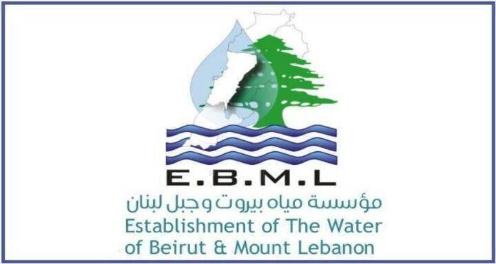 مياه بيروت وجبل لبنان