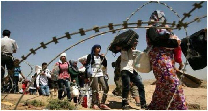 النازحين السوريين في لبنان