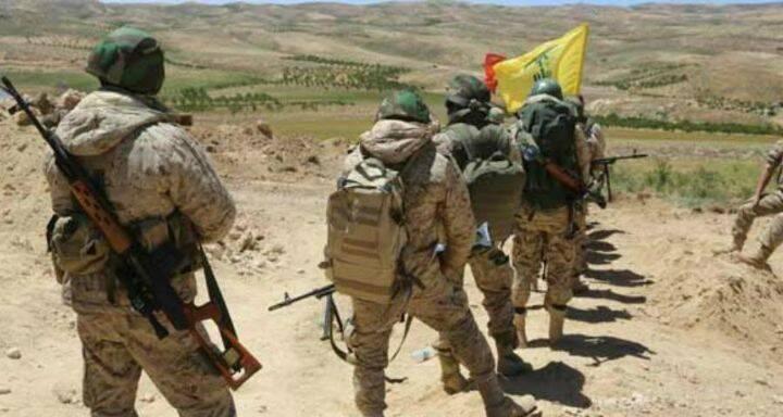 حزب الله، عرسال