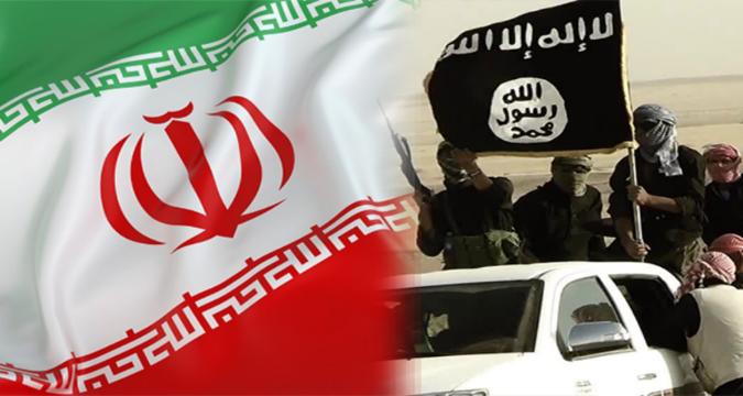 إيران داعش