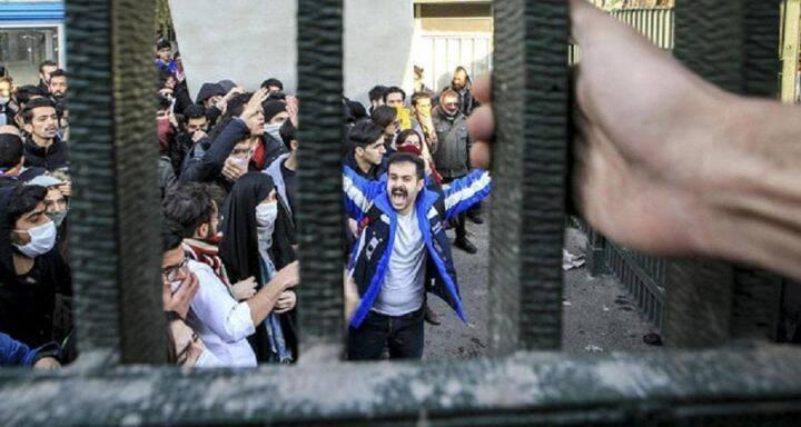إنتفاضة إيران