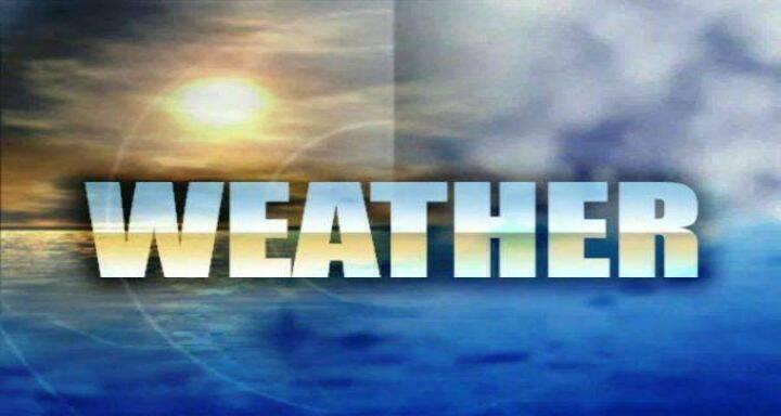 الطقس غدا غائم جزئياً مع ضباب على المرتفعات وارتفاع بدرجات الحرارة