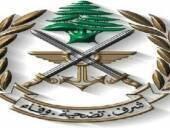 أغلقت قوة من مخابرات الجيش اللبناني في محلة حوش السيد علي على