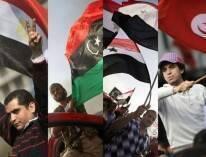 عندما لفحت رياح الربيع العربي البلاد العربية من مشرقها إلى مغربها، استبشرت هذه الشعوب خيراً بسقوط الديكتاتوريات القابضة على رقابها منذ أكثر من أربعة عقود، وتطلّعت إلى مستقبل واعد بالديمقراطية والحريات ووقف الهدر والفساد، وت