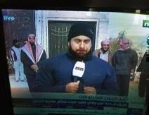 هاجمت مديرة الأخبار في قناة الجديد مريم البسام مراسل قناة الـMTV
