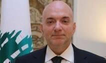 استقبل وزير الاقتصاد والتجارة الدكتور آلان حكيم بعد الظهر، سفير