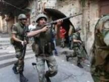 أفادت معلومات صحافية عن تسجيل تبادل لاطلاق نار بين الجيش ومسلحين