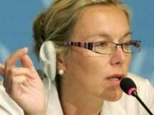 عبرت المنسق الخاص للأمم المتحدة في لبنان سيغريد كاغ عن بالغ قلقها