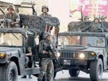 أعلنت قيادة الجيش اللبناني أن قوة من الجيش نفذت صباح اليوم، عملية