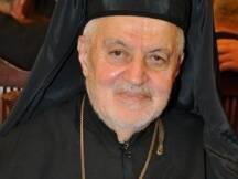 استنكر النائب البطريركي للروم الملكيين الكاثوليك المتروبوليت
