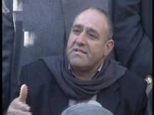لا يُبدي رئيس بلدية عرسال علي الحجيري خوفه على البلدة رغم الخطر