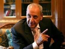 استقبل رئيس مجلس النواب الاستاذ نبيه بري في عين التينة رئيس الحزب