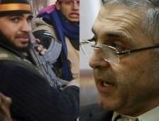 (أم منصور) امرأة من ريف دمشق فقدت ابنها على يد عناصر الدفاع الوطني