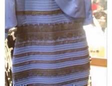 هذا الفستان حديث الساعة،تناقلته وكالات عالمية مثل CNN   البعض يرى