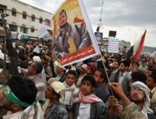 الحوثيون الذين باتوا حالياً محور عملية عسكرية اقليمية ضخمة بعد أن
