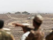 على الرغم من وقع المفاجأة، جاء الرد السعودي على الخرق الإيراني في