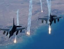 اكدت وكالة رويترز ان طائرات حربية قصفت العاصمة اليمنية صنعاء خلال