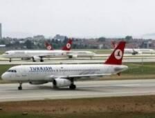 ضطرت طائرة تابعة للخطوط الجوية التركية كانت في طريقها إلى البرازيل