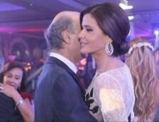لبّى رئيس حزب القوات اللبنانية سمير جعجع وزوجته النائب ستريدا جعجع