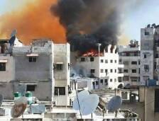 قتل أربعة أشخاص وجرح عشرة على الأقل في انفجار غامض وقع في أحد مباني