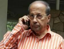 لم يكد رئيس تكتل التغيير والإصلاح العماد ميشال عون ينهي كلمته أمس
