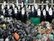 قفزت أزمة النفايات الى مرتبة الأولوية في مناقشات اليوم الأول من