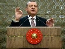 هدد الرئيس التركي رجب طيب اردوغان الخميس بارسال ملايين المهاجرين