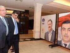 أعلن وزير الداخلية نهاد المشنوق، في ذكرى اغتيال الشهيد وسام الحسن،