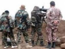 أفاد المراسلون في سوريا أن الجيش السوري قطع خطوط امداد مسلحي داعش في