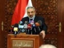 انتقد وزير الإعلام الاعلام السوريعمران الزعبيبيان الخارجية