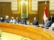 أنجزت الحكومة المصرية، أمس، خطوة أساسية لاستكمال «خريطة المستقبل»