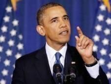 وقع الرئيس الأميركي باراك أوباما قانون الدفاع السنوي، منتقدا