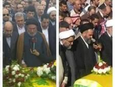 في ظاهرة ملفتة تغزو أدبيات حزب الله ومسيرته في طريقة تعامله مع شهدائه حيث يعمد الحزب عن قصد او عن غير قصد في التمييز بين شهدائه حتى ظن البعض من مؤيديه ومناصريه بوجود شهداء من الدرجة الأولى وشهداء من الدرجة الثانية , جاء ذ
