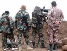 افاد المراسلون في سوريا ان الجيش السوري أحكم سيطرته على بلدة