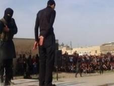 أفاد المراسلون  في سوريا عن هروب 7 عناصر ينتمون لتنظيم داعش في الرقة