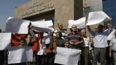 أعلن حمزة منصور، باسم حراك المتعاقدين المناضلينفي بيان ، ان الحراك