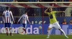 ضرب أتليتكو مدريد موعدا مع جاره ريال مدريد في دور الـ16 لمسابقة كأس