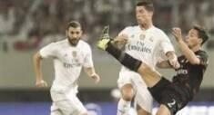 واصل «ريال مدريد» الاسباني استعداداته الواعدة مع مدربه الجديد