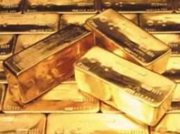 صعدت العقود الآجلة للذهب وذلك بالتزامن مع انخفاض أصول صندوق SPDR