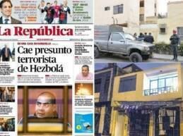 جديد ومهم طرأ عن لبناني اعتقلته البيرو بشبهة تحضيره لعملية إرهابية