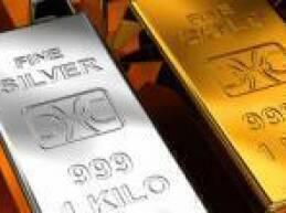 هبطت أسعار الذهب والفضة، أمس إلى أدنى مستوياتهما منذ عام 2010 مع صعود