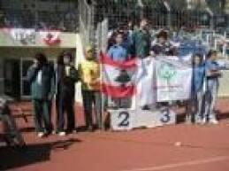 أقام الأولمبياد الخاص اللبناني باشراف مكتب الرياضة للأولمبياد