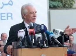 نفى وزير الاشغال العامة غازي زعيتر الاخبار التي تحدثت عن الغاء 6