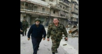 تمتمات سليماني في حلب
