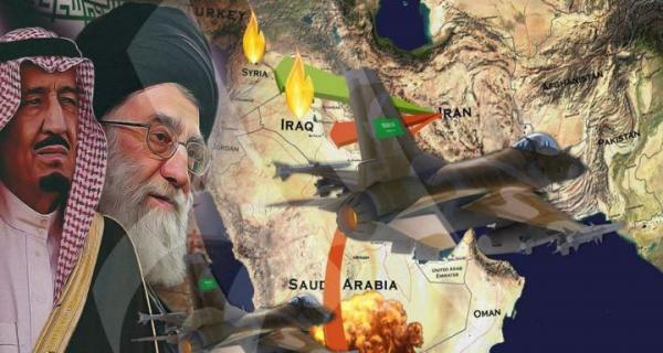 الحرب بين السعودية وإيران