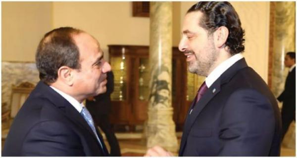 لبنان أمام استحقاق حرج بعد عودة الحريري من القاهرة